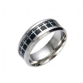 Cross ring stainless steel