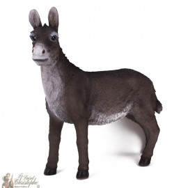 Stan-up Donkey for Christmas crib - 60-80 cm