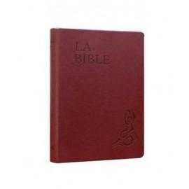 bibbia portavoce della vita illustrato-vita-illustrato-vallotone-morbido rosso