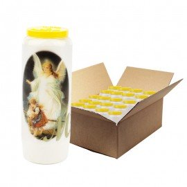 Father Novena Candles Deliver me from evil - 20 pieces