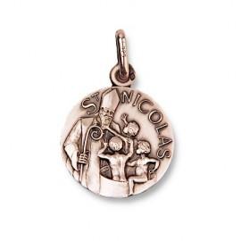 Holy Nicolas Medal - Silver 925