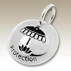 Pendant protection - silver 925