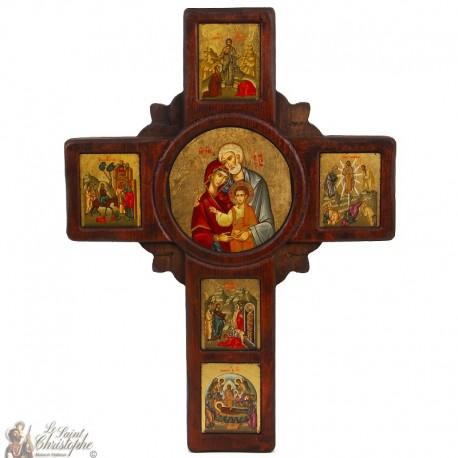 Cross icon 37 x 24 cm