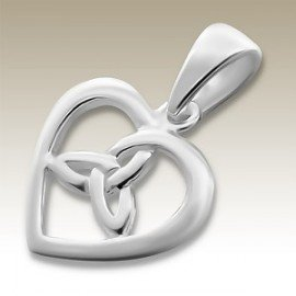 Trinity Pendant - Genuine silver 925