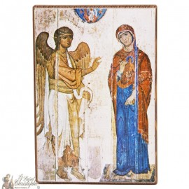 Icon Annunciation XII century
