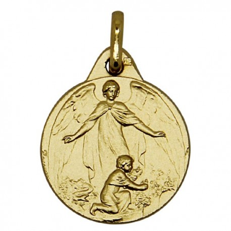 Holy Spirit Medal - Gold plated