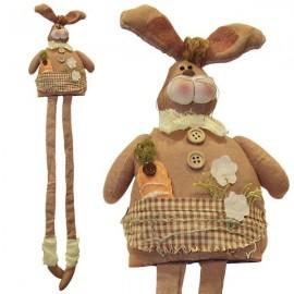 Coniglio decorativo gambe lunghe