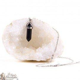Pendant - Blue Sandstone Necklace