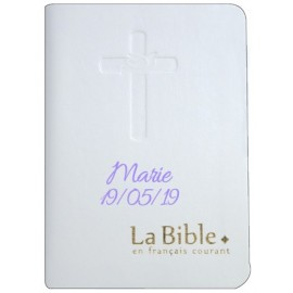 Customizable common French Bible