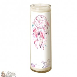 Candle 7 days in glass Catch Dream