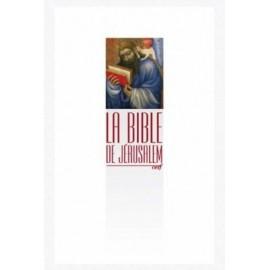 Jerusalem Bible - stapled