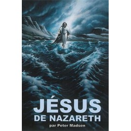 Jesus of Nazareth - Comics by Peter Madsen