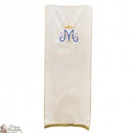 Veil for lectern simple - Marian symbol