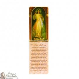 Bookmark Merciful Jesus Christ - Lot 100 pieces