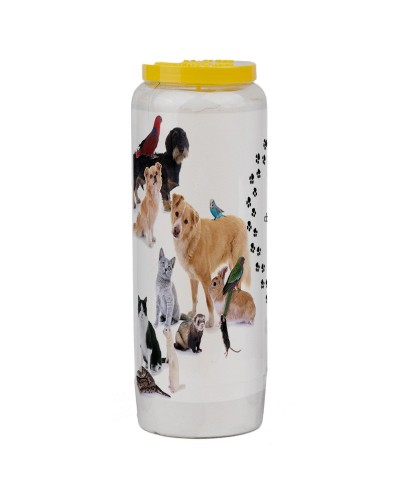 Novena candle for animals 1