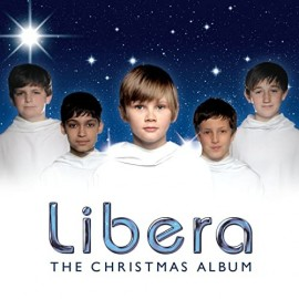 Libera The Christmas album - CD