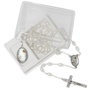Rosenkranz und Medaille Geschenkbox - 3