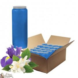 Candele Novena profumate al Gelsomino e Iris - scatola da 20 pezzi