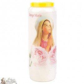 Noveenkaars to the Virgin Mary Model 1 - Gebed