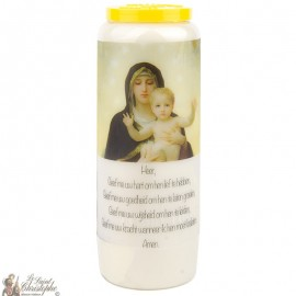 Noveenkaars voor Ouders  - Gebed