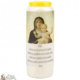 Vela de Novena para padres - Oración holandesa