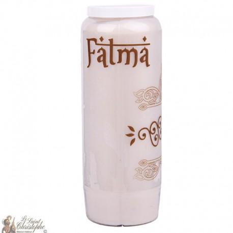 Bougie décorative Fatma