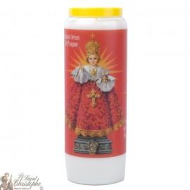Novena candela al piccolo Gesù di Praga - preghiera