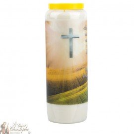 Novena Candle Prayer to God - German Prayer - 3