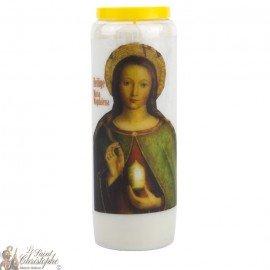 Novena Candle to Saint Mary Magdalen - German Prayer
