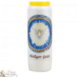 Novena Candle to the Holy Spirit - German Prayer - 2