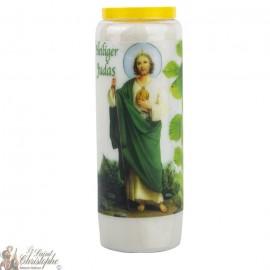 Novena Candle to Saint Judas - German Prayer