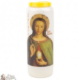 Novena Candle to Saint Mary Magdalene