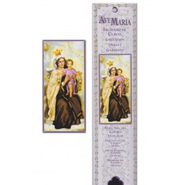 Incense pouch - Our Lady of Carmel - 15 pieces