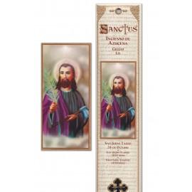 """Pochette encens """"Saint Jude"""" - 15 pces - 60gr"""