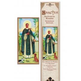 """Pochette encens """"Saint Martin"""" - 15 pces - 60gr"""