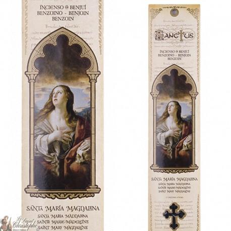 Pochette encens - Sainte Mathe - 15 pces - 60gr