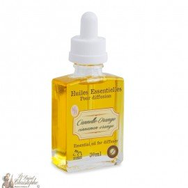Amber essential oil for diffusion