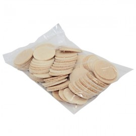 Bread wafers 12 cm pack of 25 pieces