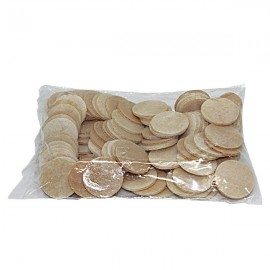 Bread wafers 3 cm pack of 100 pieces