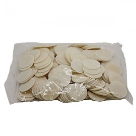 White wafers 3 cm pack of 250 pieces