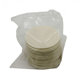 White wafers 3,5 cm pack of 250 pieces