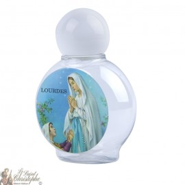 Bottle of Lourdes Apparition plastic - 40 ml