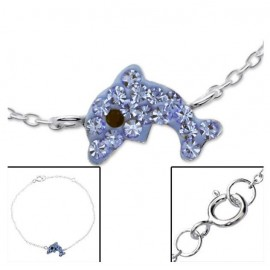 Dove Bracelet - silver 925