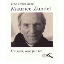 Un anno con Maurice Zundel